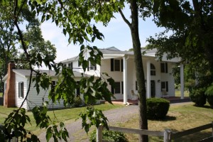 """Tranquility"", located just off Rt. 20 in Locust Grove, Va. is a stunning, totally renovated country home"